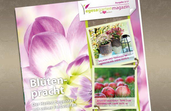 egesa garten Gartenmagazin 03/2017